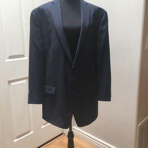 Michael Kors Navy 3-piece suit